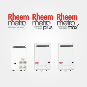 metro hot water system by rheem