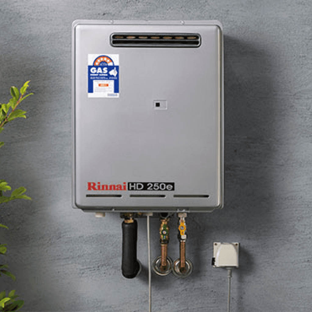 gas hot wate systems in the Adelaide Hills