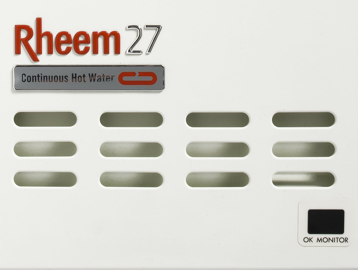 best rheem hot water heater